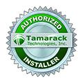 Tamarack Authorized installer Icon
