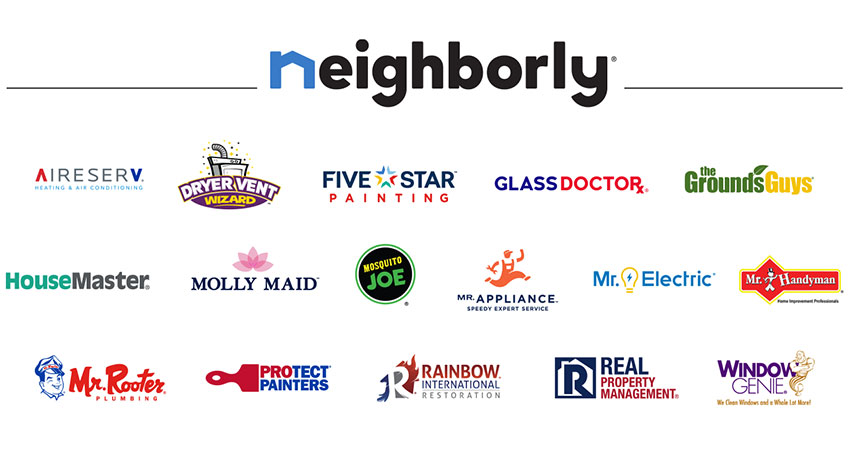 Neighborly Brand Logos