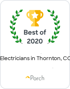 Mr. Electric of Thornton  - Porch Best of 2020