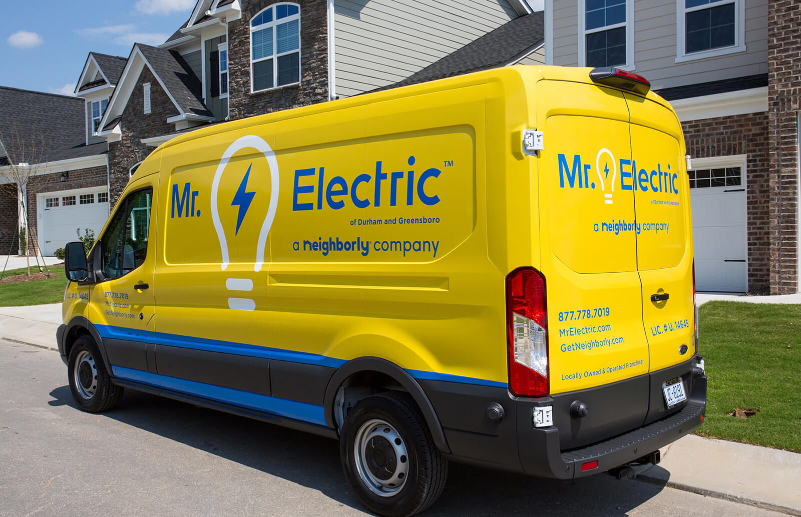 Mr. Electric of Cary