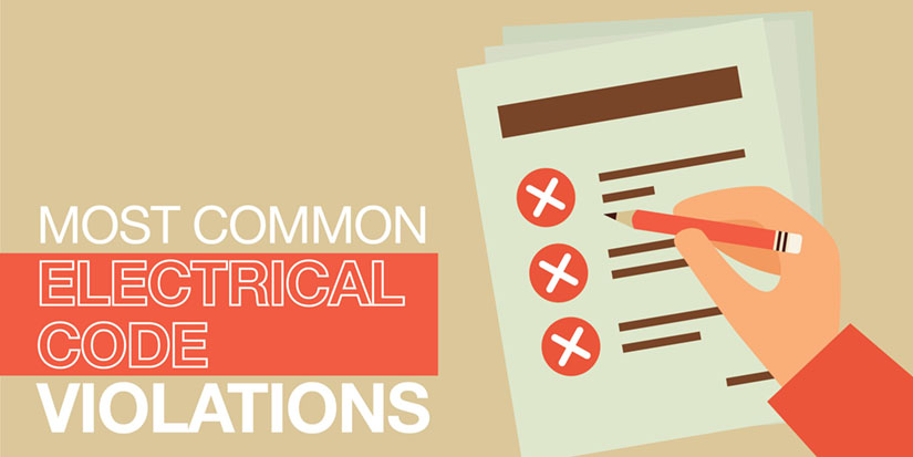 Avoid The Most Common Electrical Code Violations | Mr. Electric