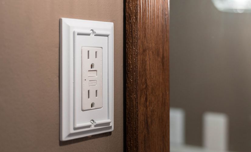 Are Gfci Outlets Required In Bathrooms Mr Electric