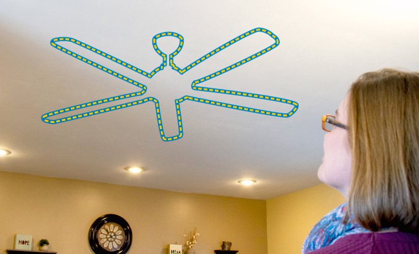 Adding A Ceiling Fan To A Room 2022