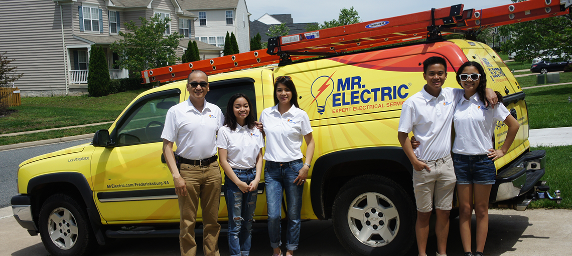 Mr. Electric of Fredericksburg