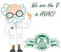 Tamarack We Are The V in HVAC Professor Icon