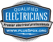 Qualified Electricians Plus5PDX.org Icon