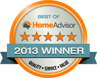 HomeAdvisor Best of 2013