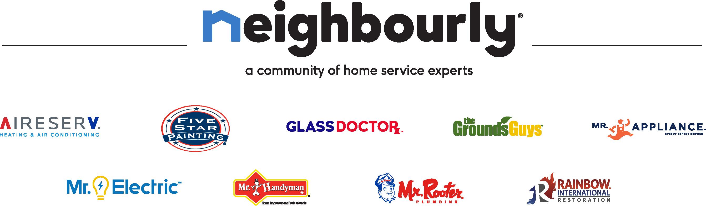 Neighbourly™ Brand Logos