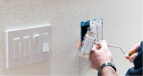 Smarthome smart switch