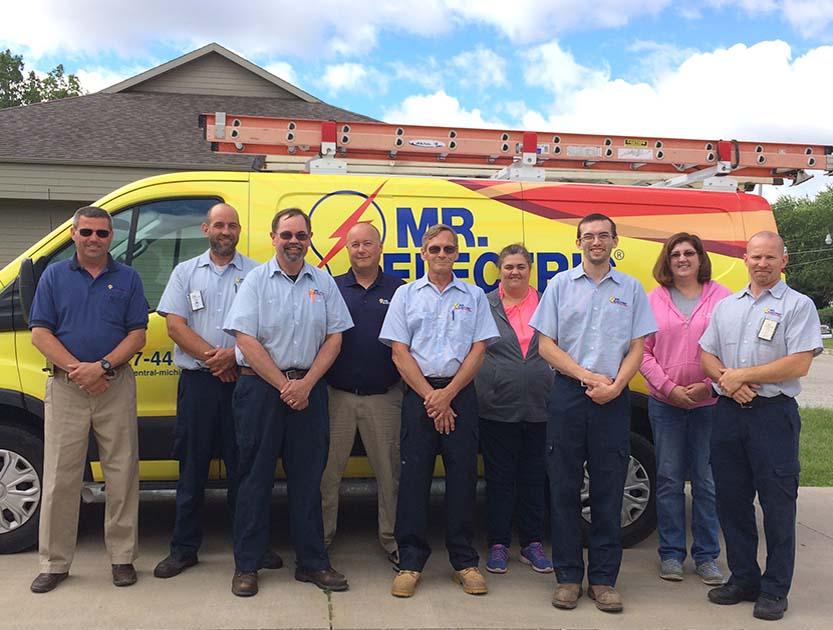 Electrician & Electric Service | Mt Pleasant, MI | Mr  Electric