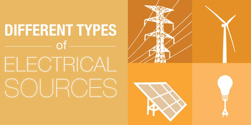 Different Types Of Electrical Sources