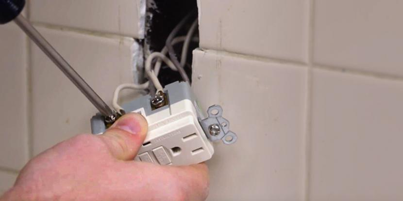 Cost To Add A New Electrical Outlet: How Electricians Replace a Two Prong Outlet with a Three rh:mrelectric.com,Design