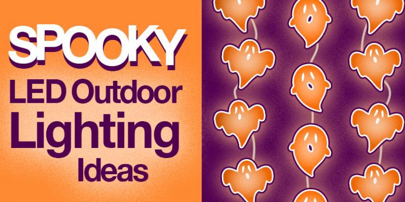 Spooky Lighting Ideas