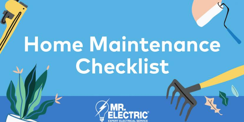 GFCI testing is important to protect yourself and your electrical system. Learn other important home maintenance tasks and who you can call to help.