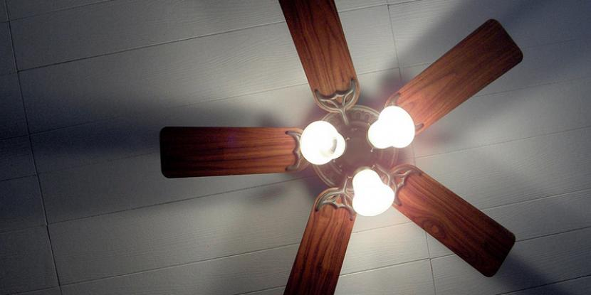How To Add A Light Kit To Your Ceiling Fan Mr Electric