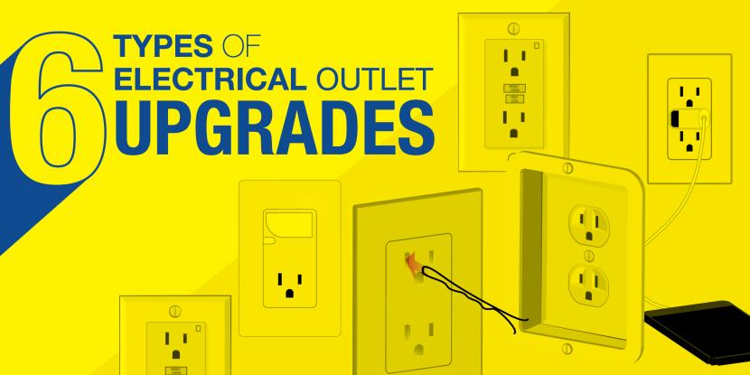 Electrical Outlet Upgrades