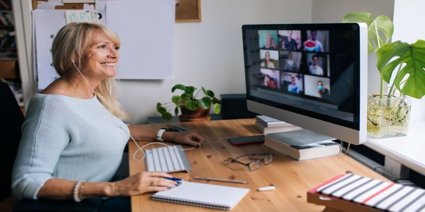 Home Office Video Conferencing Lighting