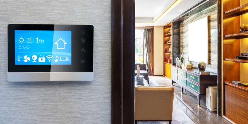 energy saving through smart home