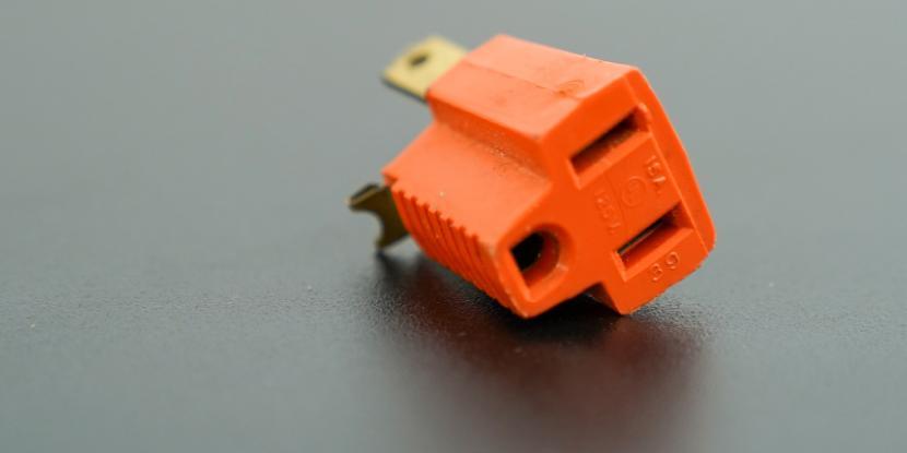 Three-Prong Adapter