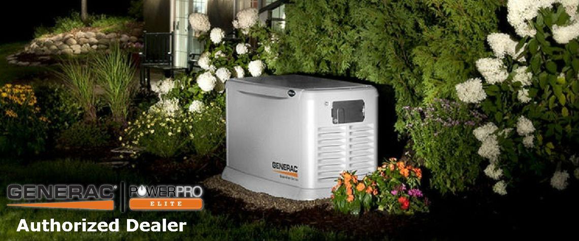 Home Generators by Generac