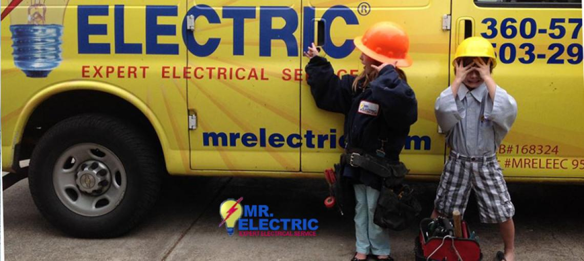 Mr. Electric of Portland Oregon, your local Portland electrician