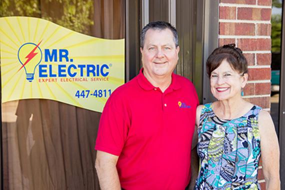 Mr. Electric Central Oklahoma