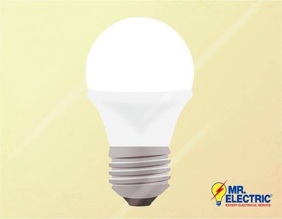 A new light build in home lighting design.